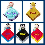 Baby Security Loveys - Personalized