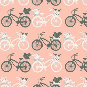 Face Covering - Spring Bicycles