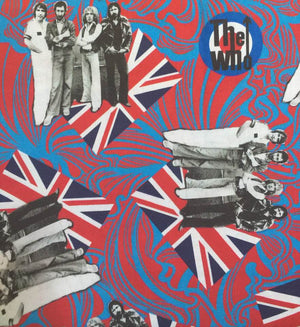 Face Covering - The Who British Flag