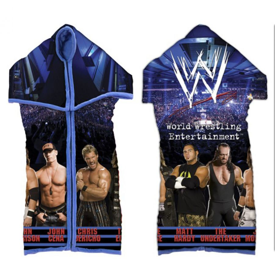 WWE World Wrestling Entertainment Pure Entertainment 3-in-1 Comfy Wrap