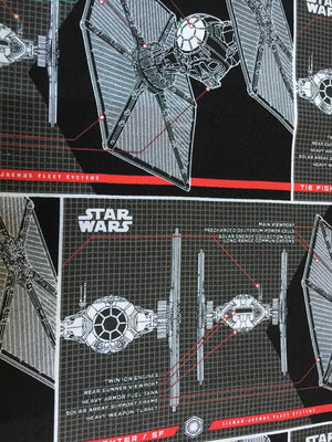 Face Covering - Star Wars Ships