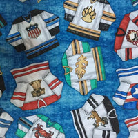 Face Covering - Hockey Jerseys