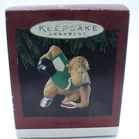 Christmas Ornament -  Hallmark Keepsake Ornament 1994 It's a Strike