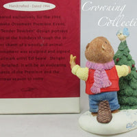 Christmas Ornament -  Hallmark Keepsake Ornament 1994 Eager for Christmas
