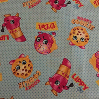 Face Covering - Shopkins - Kids Size