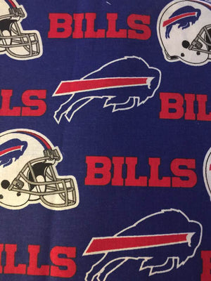Face Covering - Buffalo Bills Football