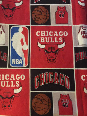 Face Covering - Chicago Bulls Basketball