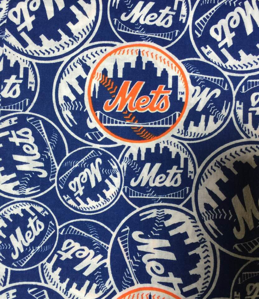 Face Covering - New York METS