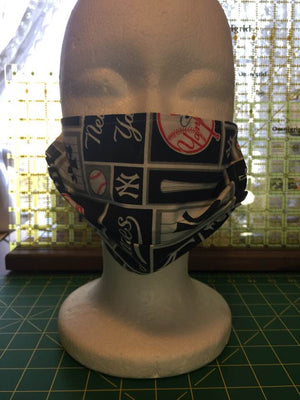 Face Covering - New York Yankees