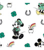 Face Covering - Mickey & Minnie Mouse Irish Rainbow