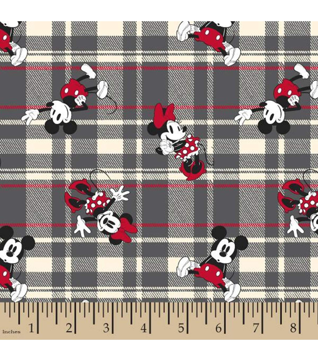 Face Covering - Mickey & Minnie Mouse