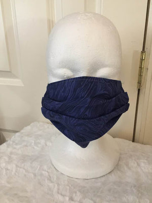 Face Covering - Blue Face Mask