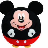 Ty Beanie Ballz Mickey Mouse Plush 38051
