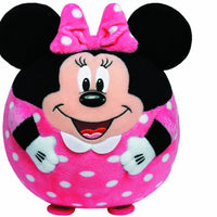 Ty Beanie Ballz Minnie Mouse Plush 38051