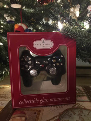 Video Game Controller Christmas Ornament