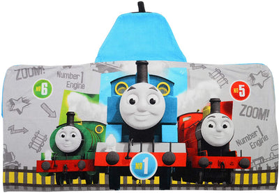 Thomas the Tank Engine and Friends Hooded Towel Wrap - Personalized