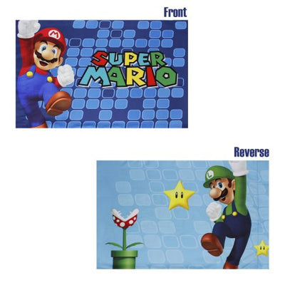 Nintendo Super Mario Fresh Look Pillowcase - Personalized