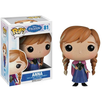 Funko Anna The Sister Disney Frozen Pop #81