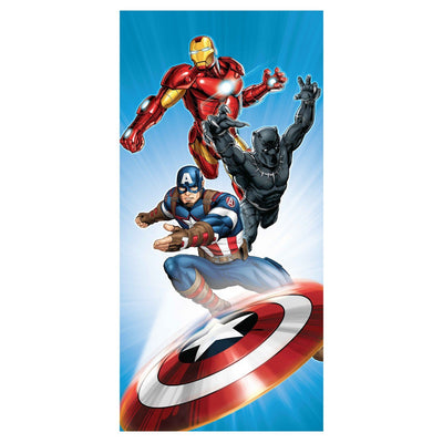 Marvel AVENGERS Beach Towel - Personalized