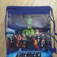 Avengers Drawstring Backpack Sling Bag – Personalized