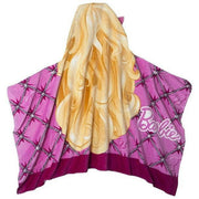 Mattel Barbie Hooded Towel Bath Wrap Beach Towel - Personalized