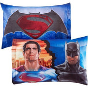 Batman vs Superman Pillowcase - Personalized