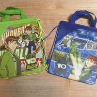 Ben 10 Drawstring Backpack Sling Bag – Personalized