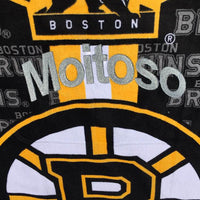 Hockey NHL Boston Bruins Beach Towel - Personalized
