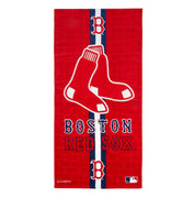 MLB Boston Red Sox Beach Towel - Personalized