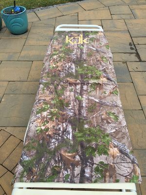 HUNTERS Camouflage CAMO Beach Towel - Personalized Beach Towel