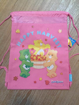 Care Bears Drawstring Backpack Sling Bag – Personalized