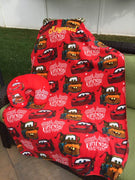 Disney/Pixar Cars Travel Pillow and Throw Set - Personalized