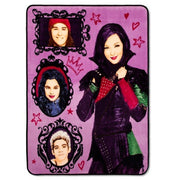 Disney Descendants Plush Throw Blanket - Personalized