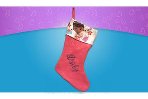 Doc McStuffins Christmas Stocking 18 inch - Personalized T13