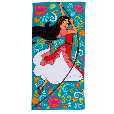 Disney's Elena of Avalor Beach Towel - Personalized
