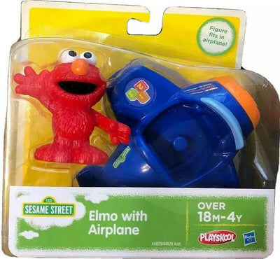 Sesame Street Elmo with Airplane by Playskool