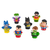 Fisher-Price Little People DC Super Friends Exclusive Figure Set
