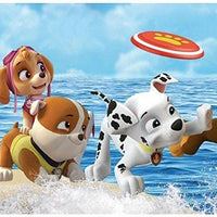 "Paw Patrol ""Pups at Play"" On the Beach, Beach Towel - Personalized"