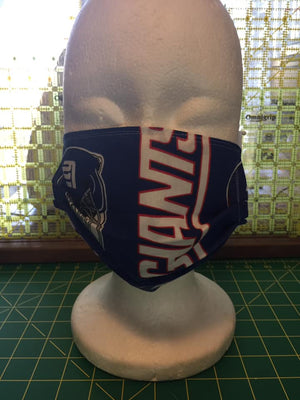 Face Covering - New York Giants