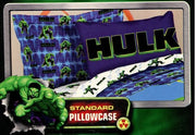 Marvel Avengers Pillowcase - The Incredible Hulk - Personalized