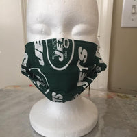 Face Covering - New York JETS - Kids Size