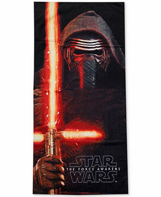 Star Wars 'Kylo Ren' Beach Towel - Personalized