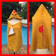 Lion Guard Lion King Simba Hooded Towel Wrap Bath Beach or Pool Towel - Personalized