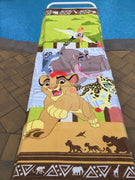"Oversized 30"" x 60"" Lion King LION GUARD Kion Beach Towel - Personalized Beach Towel"