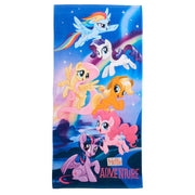 "MLP My Little Pony Hello Adventure ""Magical Skies"" Beach Towel - Personalized"