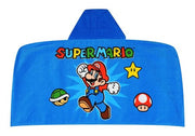 Nintendo Super Mario World Super Soft Hooded Beach Towel Bath Towel Wrap - Personalized