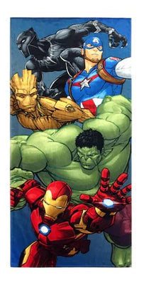 Marvel Avengers Infinity War Beach Towel - Personalized