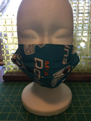 Face Covering - Miami DOLPHINS