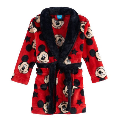 Disney's Mickey Mouse Toddler Boy Bath Robe - Personalized Monogrammed
