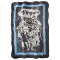 Disney's The Muppets Micro Raschel Plush Blanket - Personalized